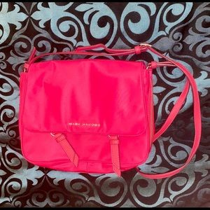 Marc Jacobs Hot Pink Purse